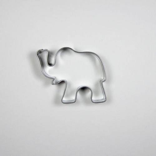 Nerezové vykrajovátko - slon 2