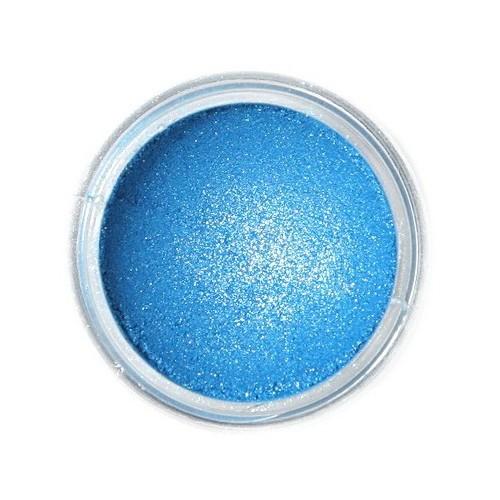 Jedlá prachová perleťová farba Fractal - Blue Sapphire, Csillagkék (1,5 g)