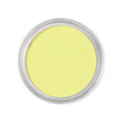 Jedlá prachová perleťová barva Fractal - Sparkling White, Szikrázó fehér (3,5 g)