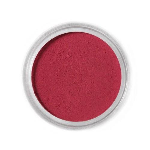 Jedlá prachová farba Fractal - Wine Red, Vörösbor (2 g)