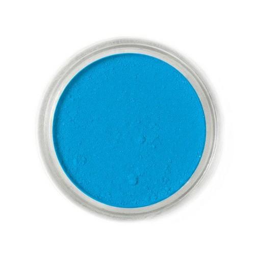 Jedlá prachová farba Fractal - Adriatic Blue, Adria kék (2 g)