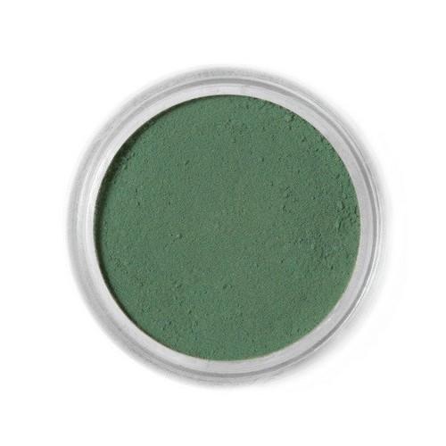 Jedlá prachová farba Fractal - Grass Green, Füzöld (1,5 g)