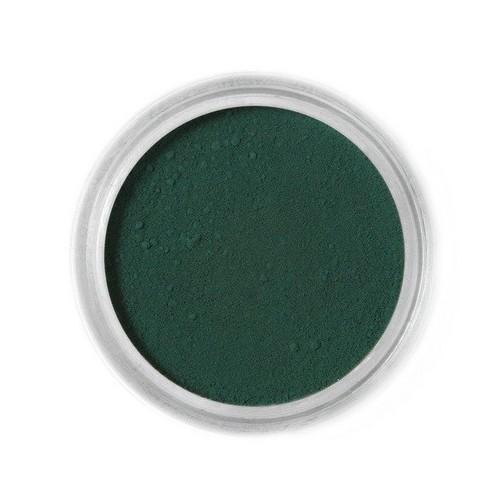 Jedlá prachová farba Fractal - Olive Green, Olajzöld (1,2 g)