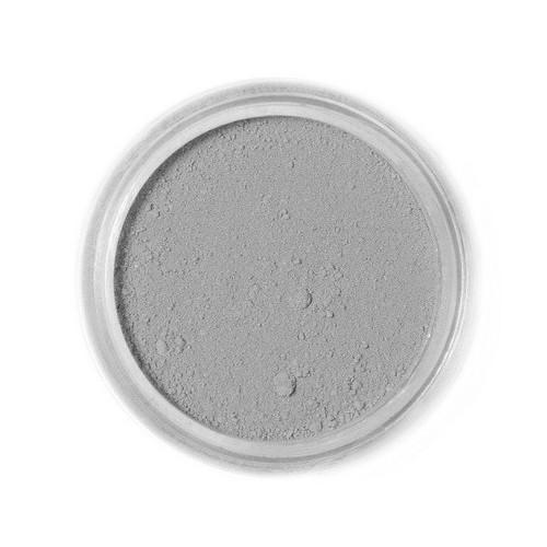 Jedlá prachová farba Fractal - Ashen Grey, Hamuszürke (4 g)