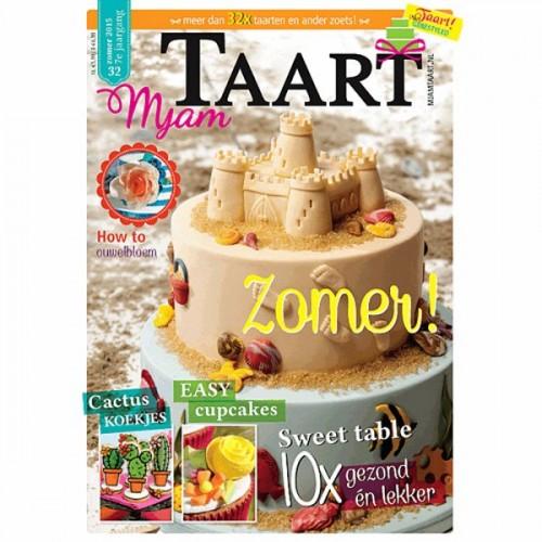 Mjam Taart! leto 2015