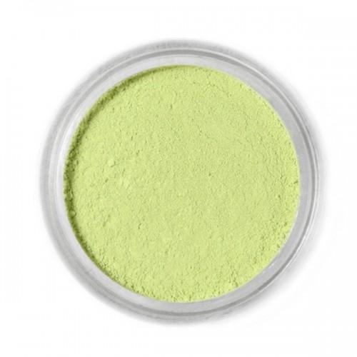 Jedlá prachová farba Fractal - Green Apple, Zöldalma (2,5 g)