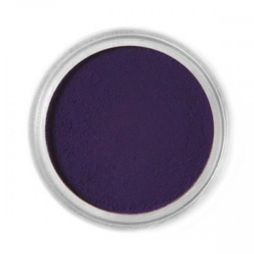 Jedlá prachová farba Fractal - Bishop Purple, Püspöklila (1,7 g)