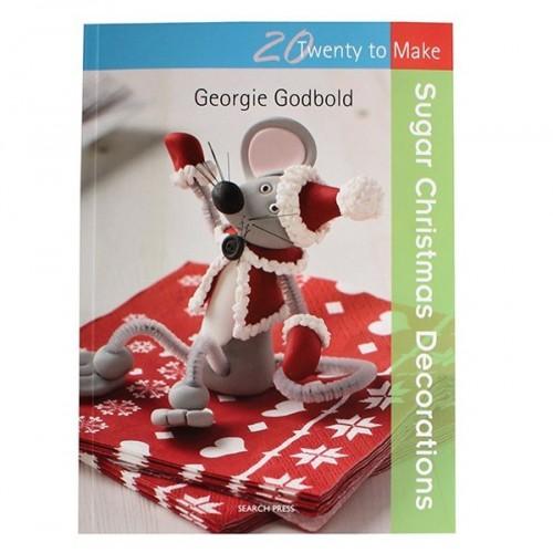 Vianočné dekorácie - Sugar Christmas Decorations - Georgie Godbold