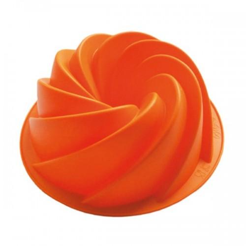 Silikónová forma - bábovka Flower