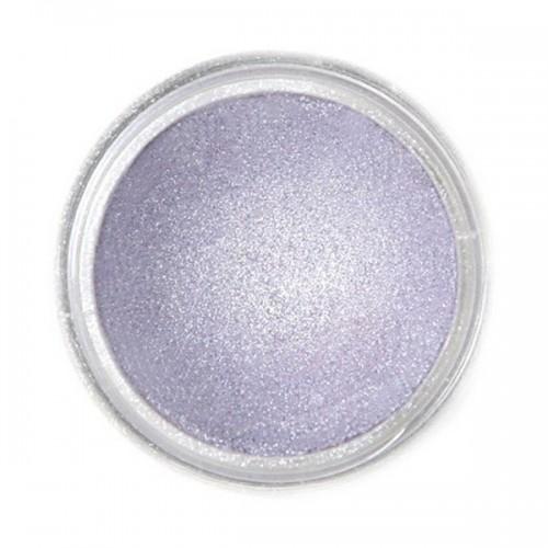 Jedlá prachová perleťová farba Fractal - Moonlight Lilac, Holdfény lila (2,5 g)
