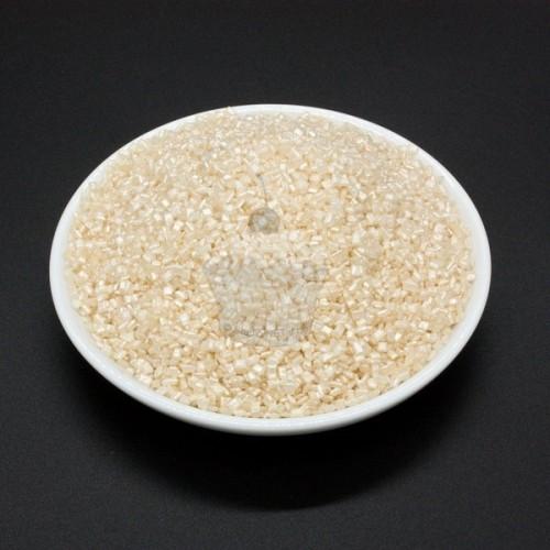 Cukrové kryštáliky - perleťové - 50g