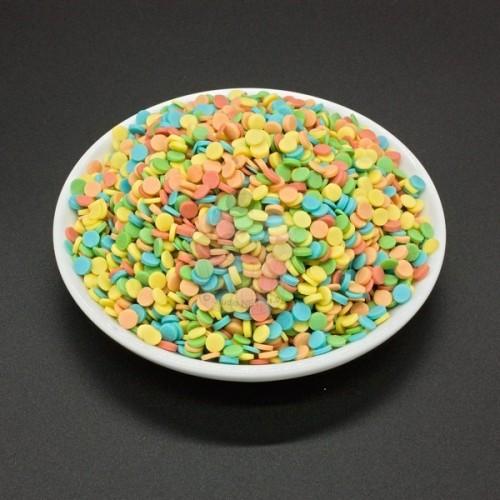 Cukrové konfety - karnevalové - 50g