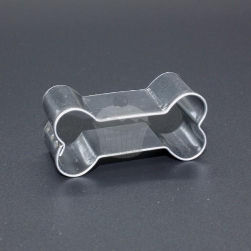 Nerezové Vykrajovátko - kosť 4,5 cm