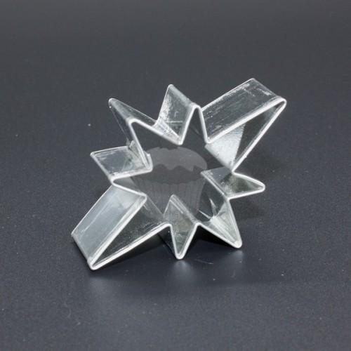Vykrajovátko - Hviezda 8 cípov - menšie