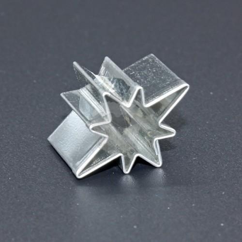 Vykrajovátko - Hviezda 8 cípov - mini