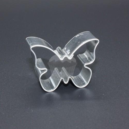 Vykrajovátko - motýľ malý