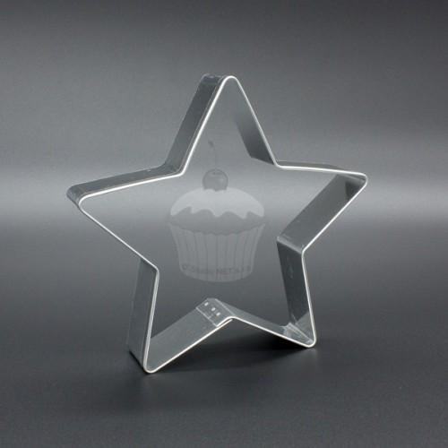Vykrajovátko - hviezda 5-cípov - 11cm
