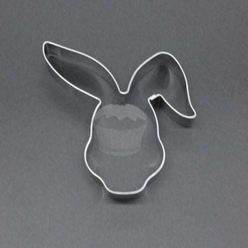 Nerezové vykrajovátko - zajac - hlava