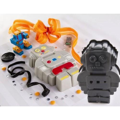 Pavoni - Silikónová forma - Robot