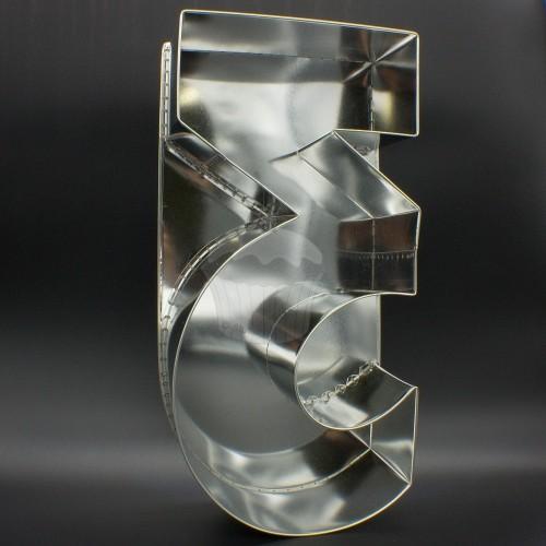 Dortová forma - číslo 3.