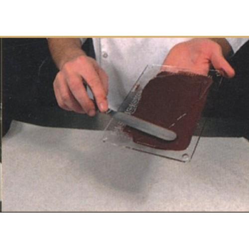Forma na čokoládové ozdoby