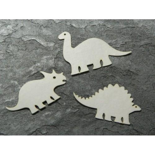 Jedlý papier - dinosaury - 20 ks