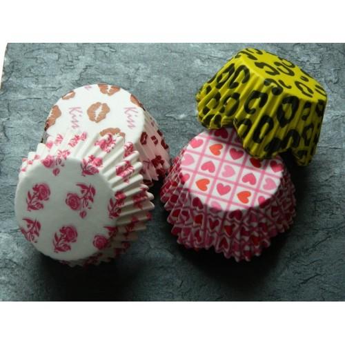 Cukrárske košíčky tulipán - 50ks