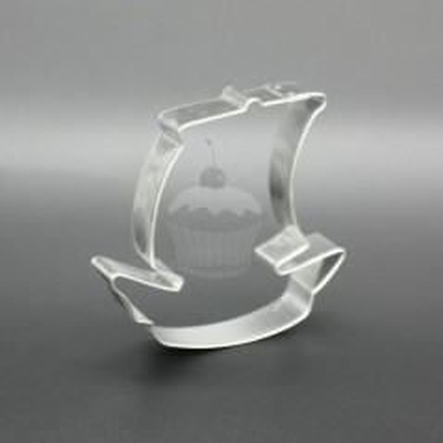 Vykrajovátko - pirátska loď