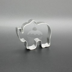 Cookie Cutter - elephant