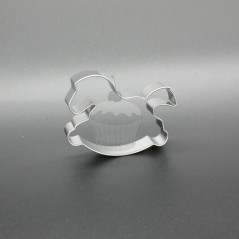 Stainless steel cutter - rocking-horse