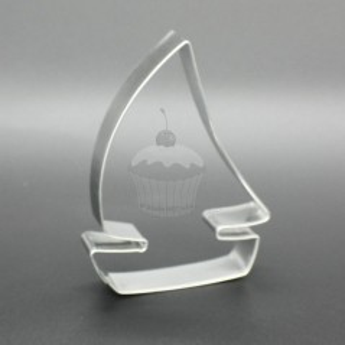 Cookie Cutter -  sailing boat