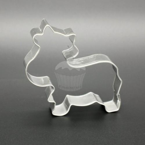 Vykrajovač - krava Milka
