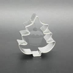 Stainless Steel Cutter - spruce tree