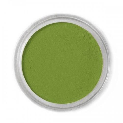 Jedlá prachová farba Fractal - Moss Green (1,6 g)