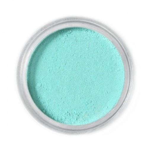 Jedlá prachová farba Fractal - Turquise, Türkiz (3 g)