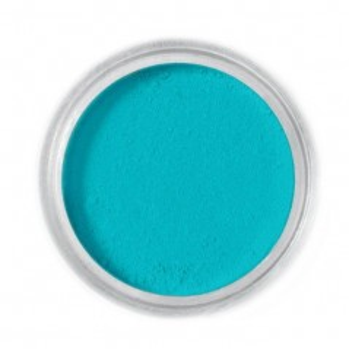 Jedlá prachová farba Fractal - Lagoon Blue, Lagúnakék (1,7 g)