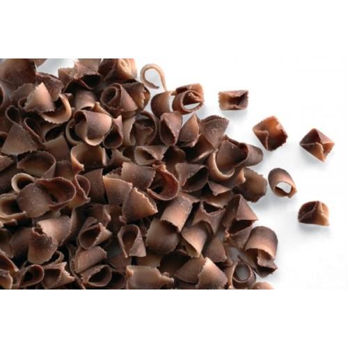 Čokoládová kučera mini - mramor - 150g