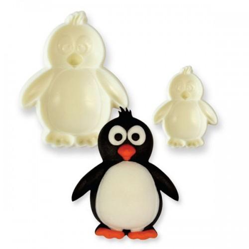 JEM Pop it Penguin  - tvarovač - tučniak