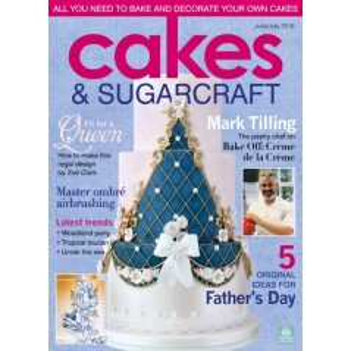 Cakes & Sugarcraft - jún / júl 2016