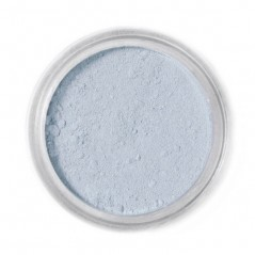Jedlá prachová farba Fractal - Seagull Grey, Galambszürke (3 g)