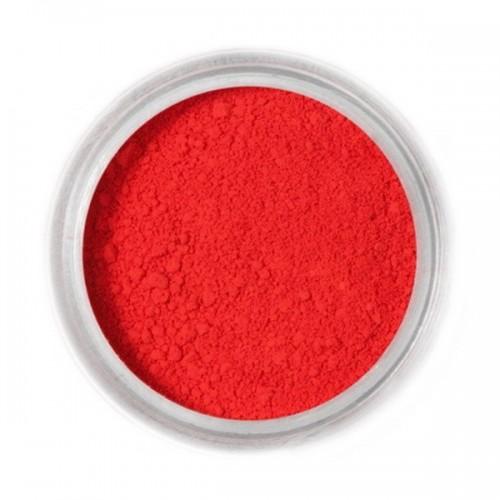 Jedlá prachová farba Fractal - Cherry Red, Csereszney piros (2,5 g)