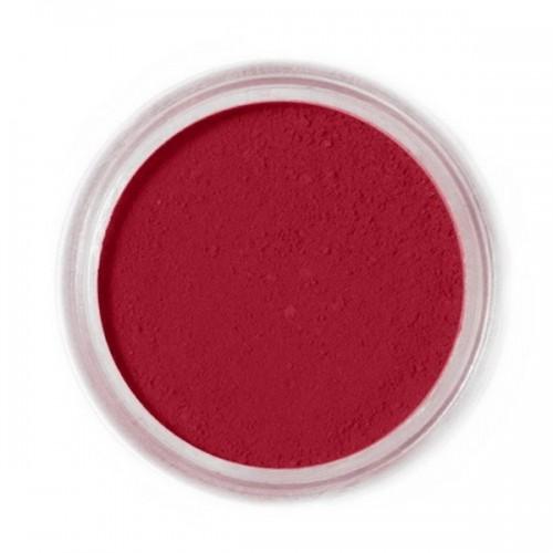Jedlá prachová farba Fractal - Burgundy (1,5 g)