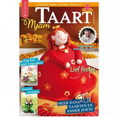 Mjam Taart! jeseň 2016