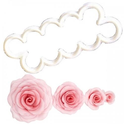 FMM Vykrajovač Najjednoduchšie ruže