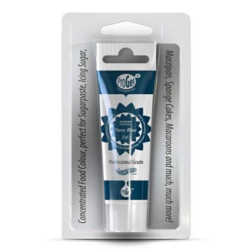 RD ProGel® - gelová farba - tmavomodrá - Navy Blue