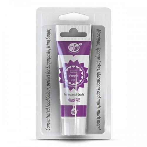RD ProGel® - gelová farba - purpurová - Purple