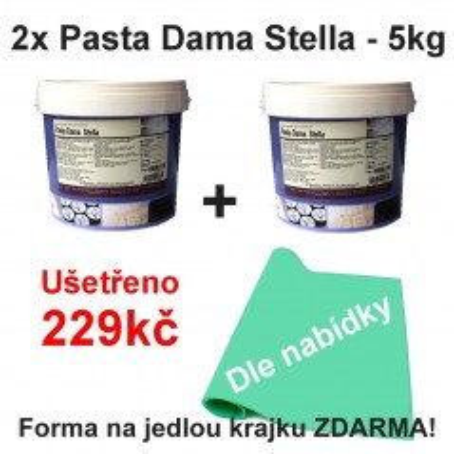 Pasta Dama Stella - 5 kg