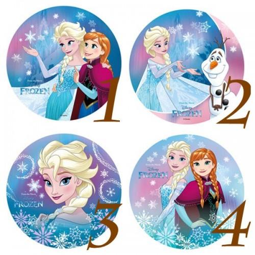 Disney jedlý papier Frozen - Ľadové kráľovstvo 2