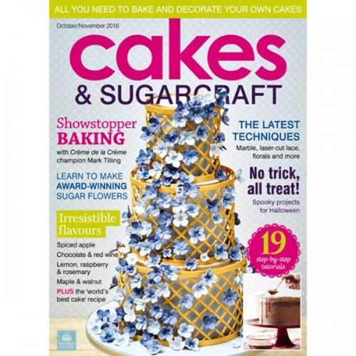 Cakes & Sugarcraft - október / november 2016
