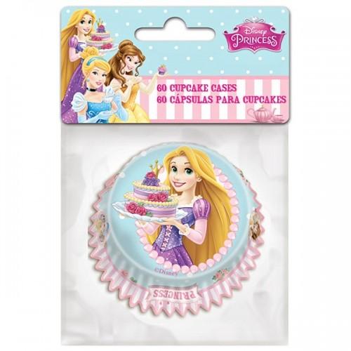 Stor  cukrárske košíčky - Princesses - 60ks